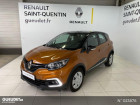 Renault Captur 1.5 dCi 90ch energy Zen Euro6c Orange à Saint-Quentin 02