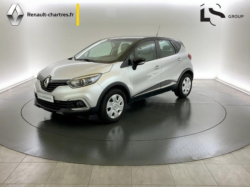 Renault Captur 1.5 dCi 90ch energy Zen Euro6c Gris occasion à Chartres