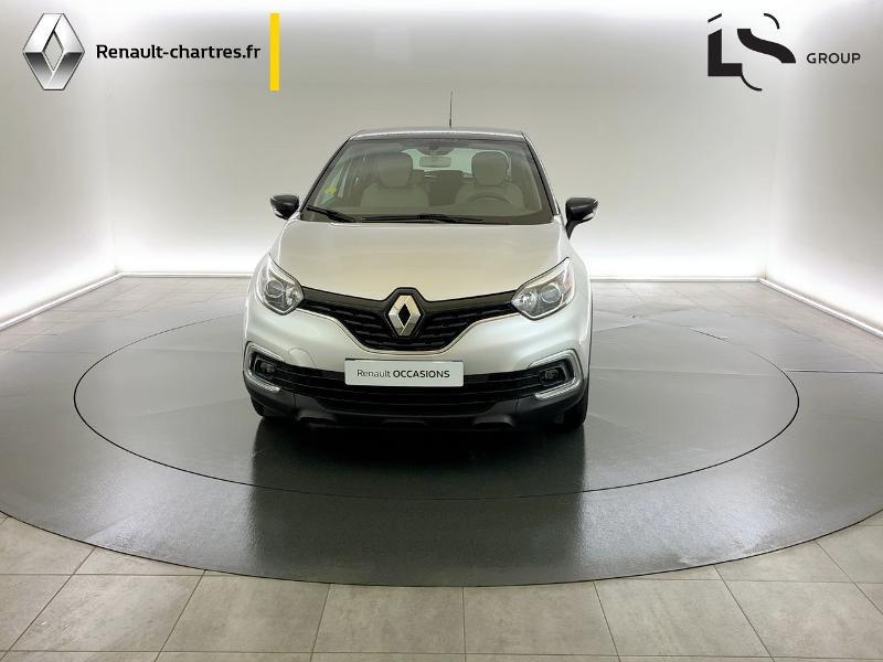 Renault Captur 1.5 dCi 90ch energy Zen Euro6c Gris occasion à Chartres - photo n°5
