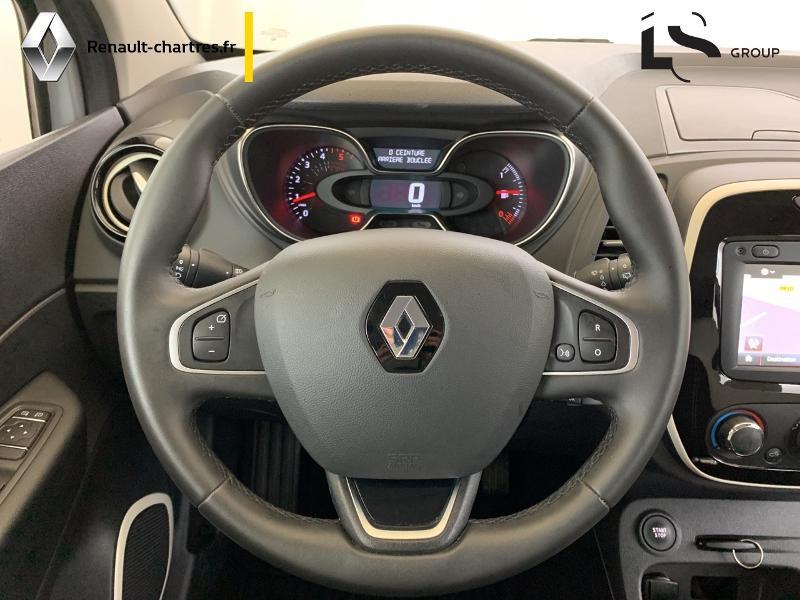 Renault Captur 1.5 dCi 90ch energy Zen Euro6c Gris occasion à Chartres - photo n°7