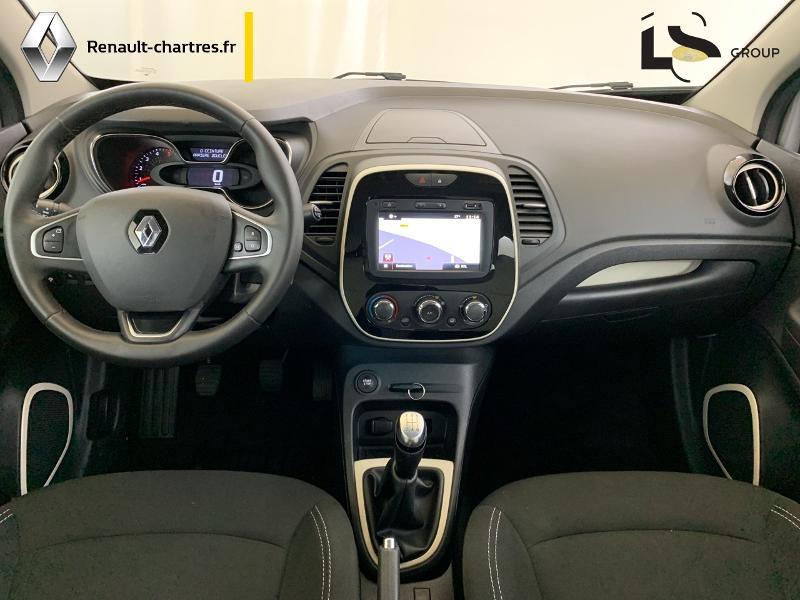Renault Captur 1.5 dCi 90ch energy Zen Euro6c Gris occasion à Chartres - photo n°6