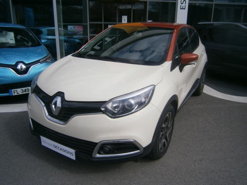 Renault Captur 1.5 dCi 90ch Stop&Start energy Intens eco² Orange occasion à Millau