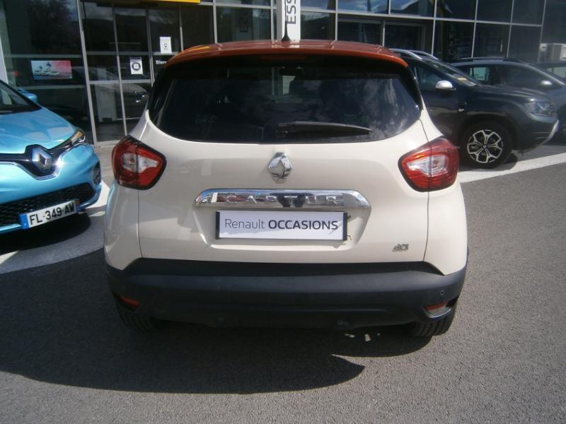 Renault Captur 1.5 dCi 90ch Stop&Start energy Intens eco² Orange occasion à Millau - photo n°5