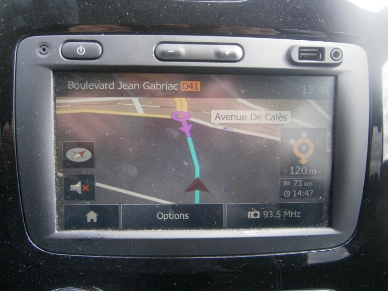 Renault Captur 1.5 dCi 90ch Stop&Start energy Intens eco² Orange occasion à Millau - photo n°12