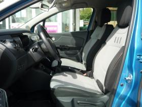 Renault Captur 1.5 DCI 90CH STOP&START ENERGY INTENS ECO² Bleu occasion à Toulouse - photo n°7