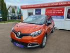 Renault Captur 1.5 dCi 90ch Stop&Start energy Intens eco² Euro6 2016 Orange à Sens 89