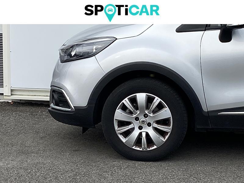 Renault Captur 1.5 dCi 90ch Stop&Start energy Intens EDC Euro6 2016 Gris occasion à Lescar - photo n°10
