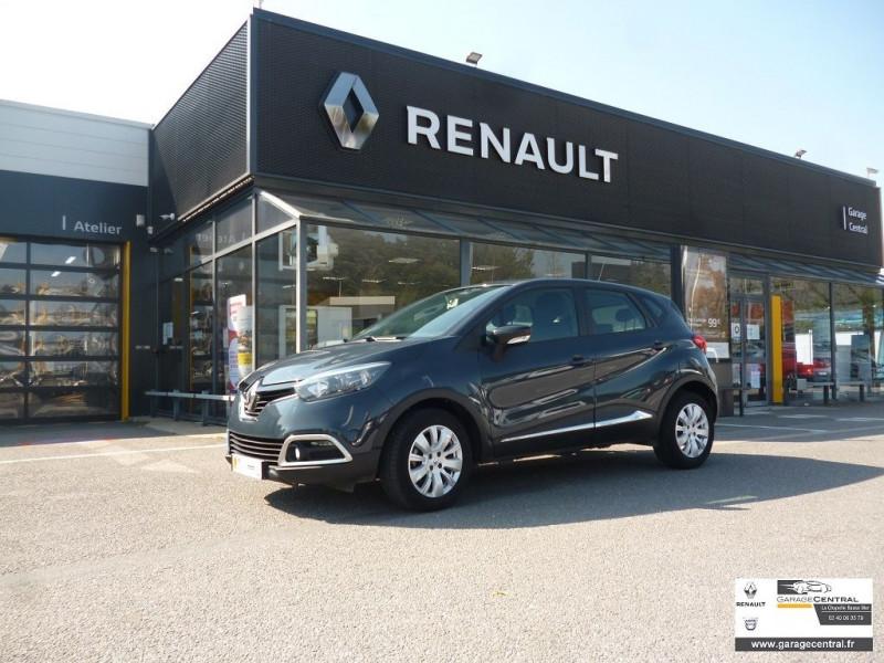 Renault Captur 1.5 DCI 90CH STOP&START ENERGY ZEN ECO² EURO6 Bleu occasion à La Chapelle-Basse-Mer