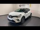 Renault Captur 1.6 E-Tech hybride 145ch Initiale Paris - 21B Blanc à Rodez 12