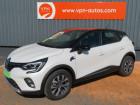 Renault Captur 1.6 E-TECH Hybride 160 BVA Intens Blanc à Lormont 33