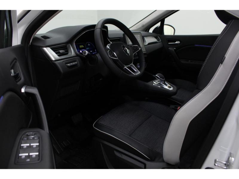 Renault Captur 1.6 E-TECH Hybride - 160 - BVA multi-modes  II Intens Blanc occasion à Labège - photo n°3