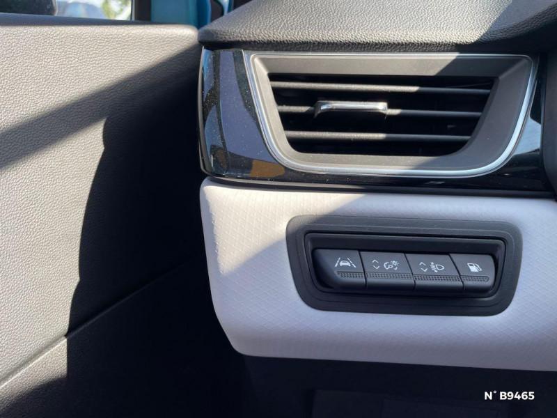 Renault Captur 1.6 E-Tech hybride rechargeable 160ch Intens - 21 Bleu occasion à Persan - photo n°15