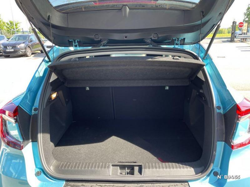 Renault Captur 1.6 E-Tech hybride rechargeable 160ch Intens - 21 Bleu occasion à Persan - photo n°14