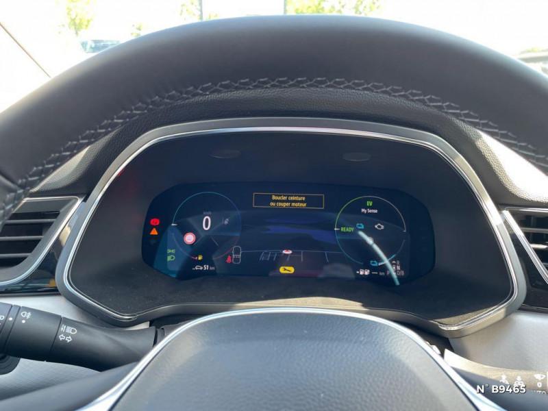 Renault Captur 1.6 E-Tech hybride rechargeable 160ch Intens - 21 Bleu occasion à Persan - photo n°12