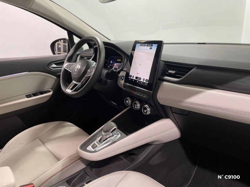 Renault Captur 1.6 E-Tech Plug-in 160ch Initiale Paris Noir occasion à Évreux - photo n°4
