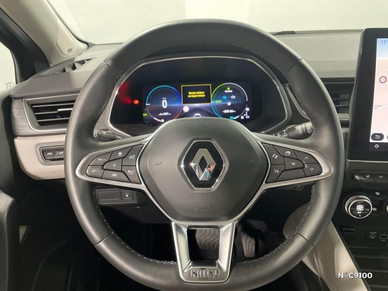 Renault Captur 1.6 E-Tech Plug-in 160ch Initiale Paris Noir occasion à Évreux - photo n°15