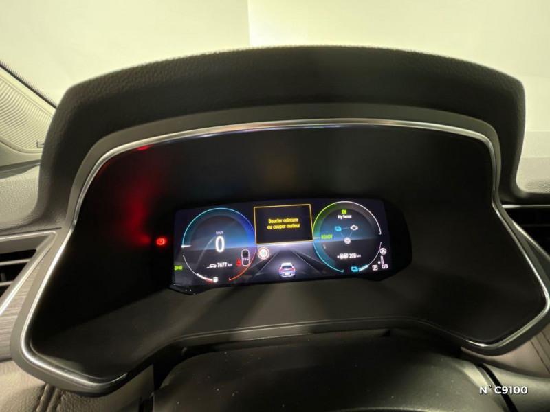 Renault Captur 1.6 E-Tech Plug-in 160ch Initiale Paris Noir occasion à Évreux - photo n°12