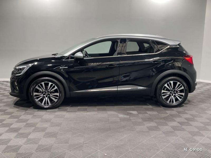 Renault Captur 1.6 E-Tech Plug-in 160ch Initiale Paris Noir occasion à Évreux - photo n°8
