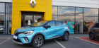 Renault Captur 1.6 E-Tech Plug-in 160ch Intens Bleu à LAMBALLE-ARMOR 22