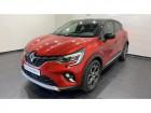 Renault Captur 1.6 E-Tech Plug-in 160ch Intens Rouge à Aurillac 15