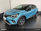 Renault Captur 1.6 E-Tech Plug-in 160ch Intens Bleu à Rivery 80