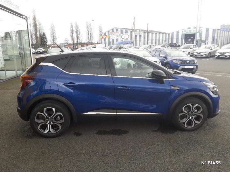 Renault Captur 1.6 E-Tech Plug-in 160ch Intens Bleu occasion à Glos - photo n°7