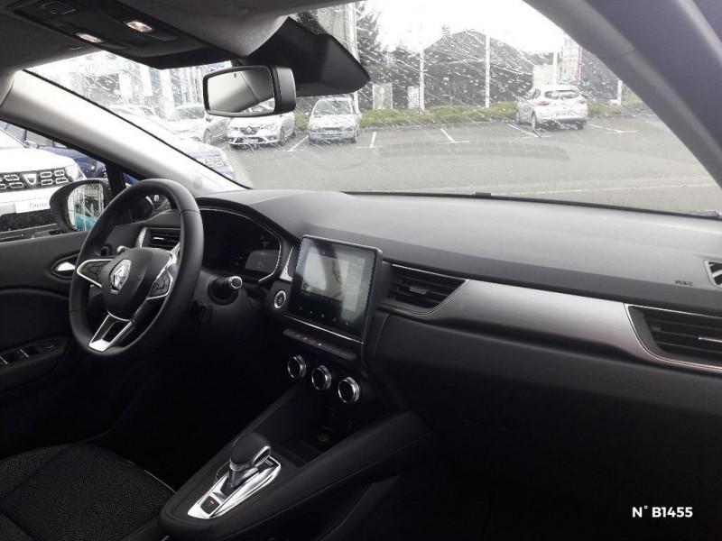 Renault Captur 1.6 E-Tech Plug-in 160ch Intens Bleu occasion à Glos - photo n°5