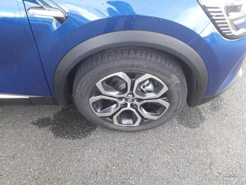 Renault Captur 1.6 E-Tech Plug-in 160ch Intens Bleu occasion à Glos - photo n°9