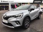 Renault Captur 1.6 E-Tech Plug-in 160ch Intens Gris à Fécamp 76