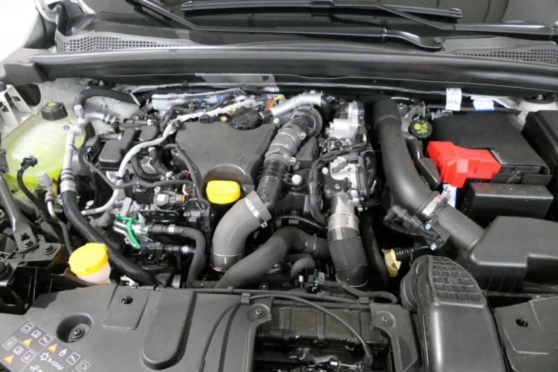 Renault Captur Blue dCi 115 Intens Blanc occasion à LANNION - photo n°11
