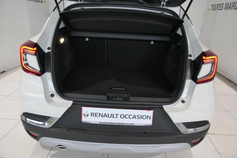 Renault Captur Blue dCi 115 Intens Blanc occasion à LANNION - photo n°5
