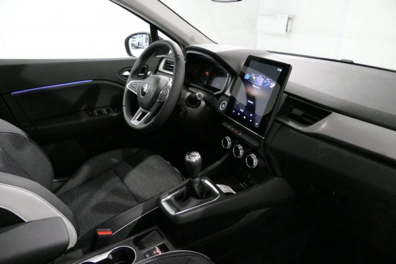 Renault Captur Blue dCi 115 Intens Blanc occasion à LANNION - photo n°6