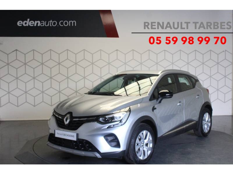 Renault Captur Blue dCi 95 Business Gris occasion à TARBES