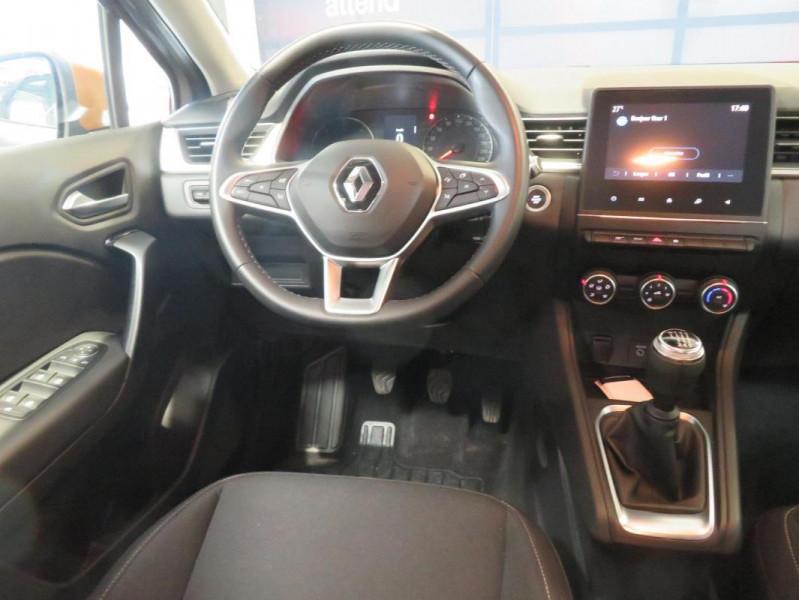 Renault Captur Blue dCi 95 Business Gris occasion à QUIMPER - photo n°11