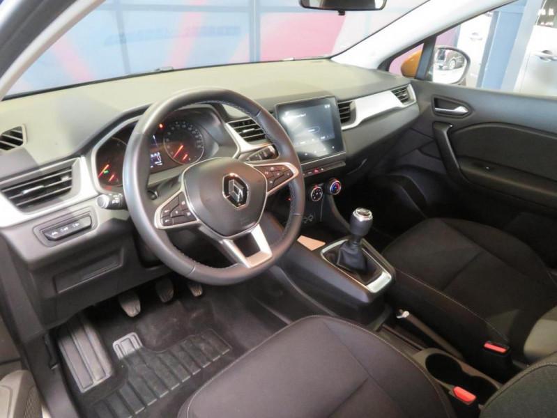 Renault Captur Blue dCi 95 Business Gris occasion à QUIMPER - photo n°10