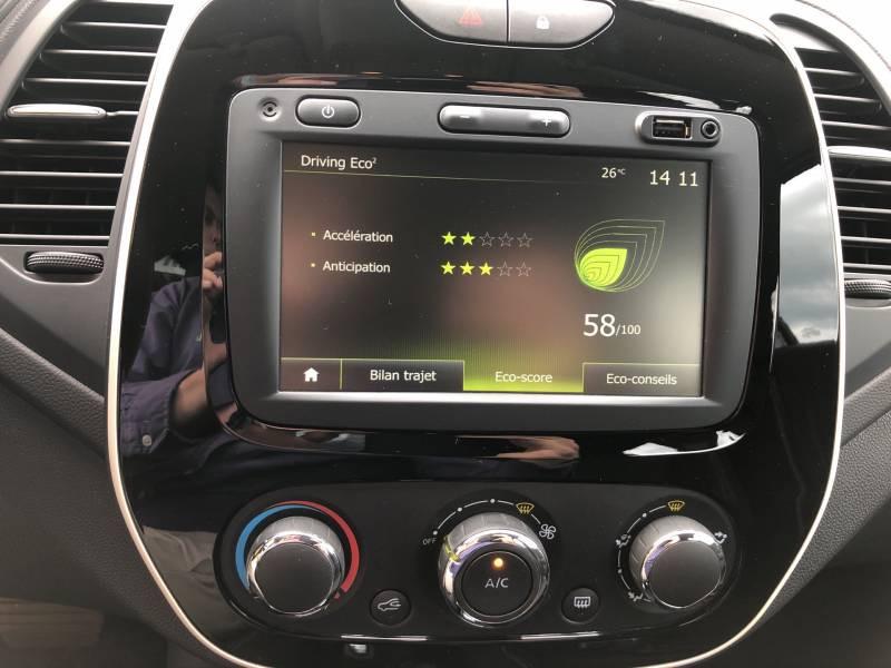 Renault Captur BUSINESS dCi 90 E6C EDC  occasion à VIRE - photo n°19