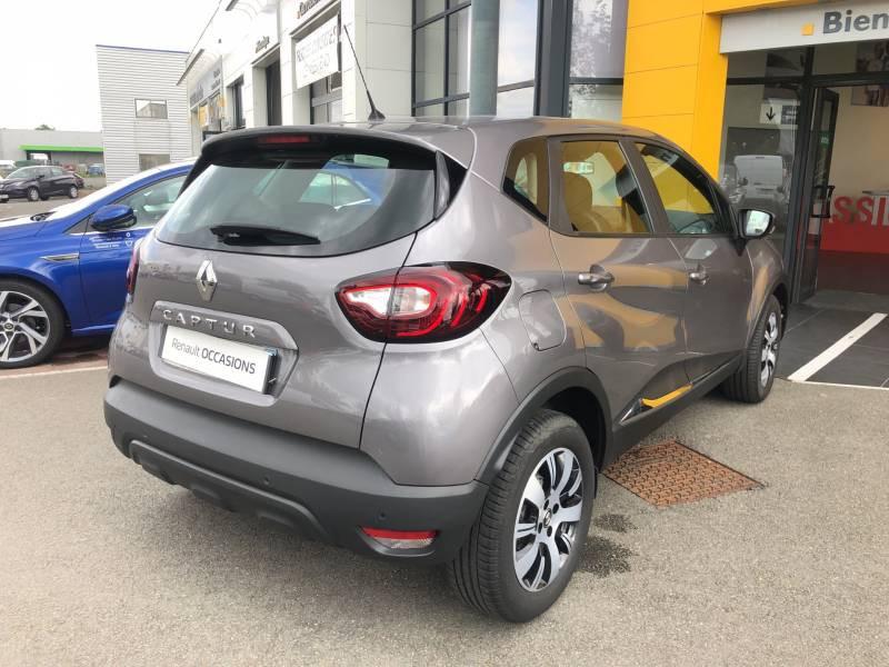 Renault Captur BUSINESS dCi 90 E6C EDC  occasion à VIRE - photo n°5