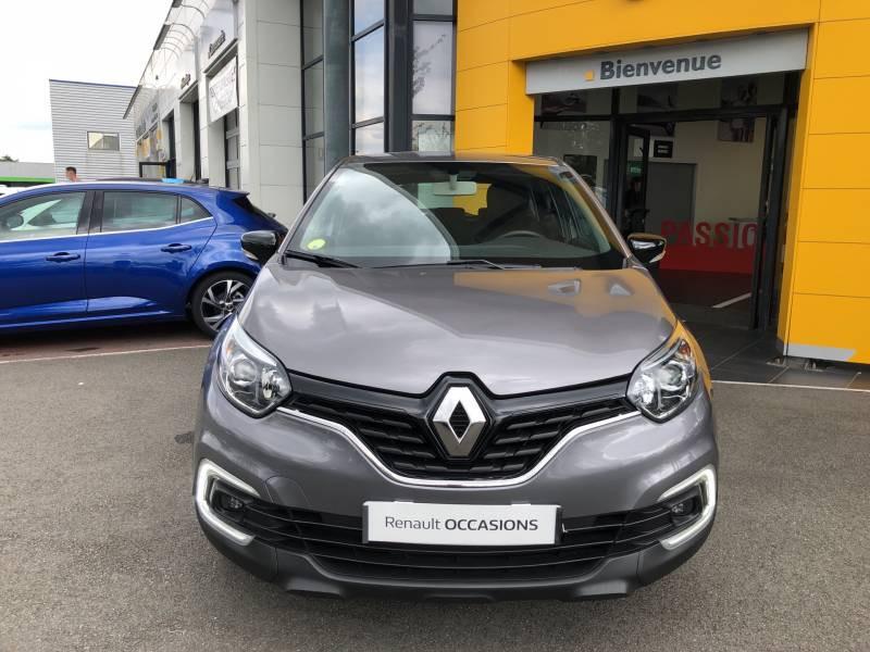 Renault Captur BUSINESS dCi 90 E6C EDC  occasion à VIRE - photo n°8