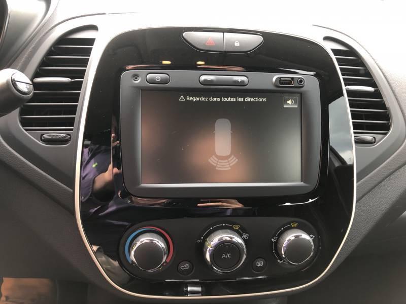 Renault Captur BUSINESS dCi 90 E6C EDC  occasion à VIRE - photo n°16