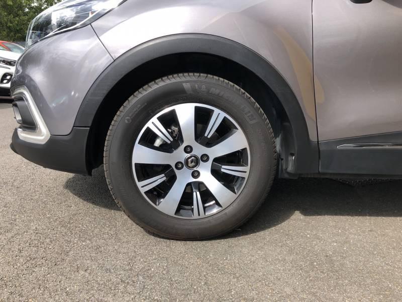 Renault Captur BUSINESS dCi 90 E6C EDC  occasion à VIRE - photo n°15