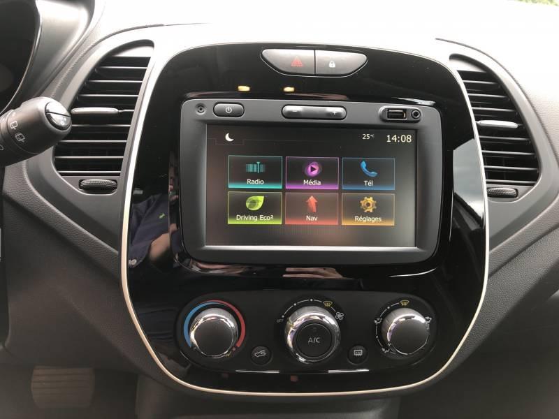 Renault Captur BUSINESS dCi 90 E6C EDC  occasion à VIRE - photo n°11