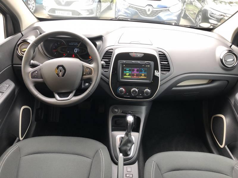 Renault Captur BUSINESS dCi 90 E6C EDC  occasion à VIRE - photo n°10