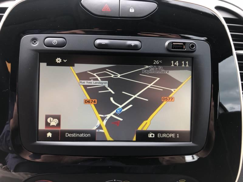 Renault Captur BUSINESS dCi 90 E6C EDC  occasion à VIRE - photo n°18