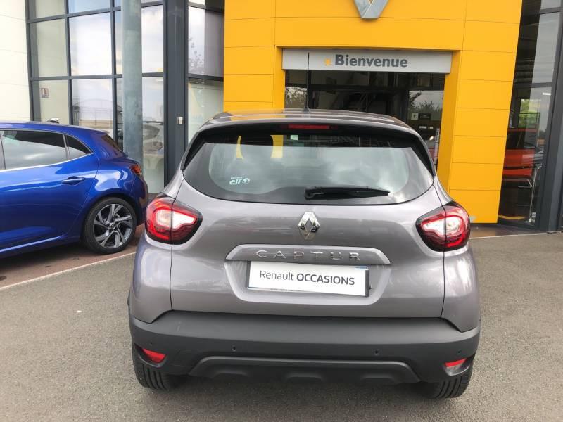 Renault Captur BUSINESS dCi 90 E6C EDC  occasion à VIRE - photo n°4