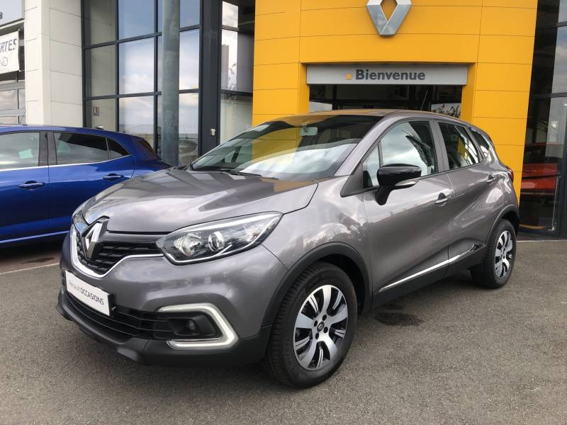 Renault Captur BUSINESS dCi 90 E6C EDC  occasion à VIRE