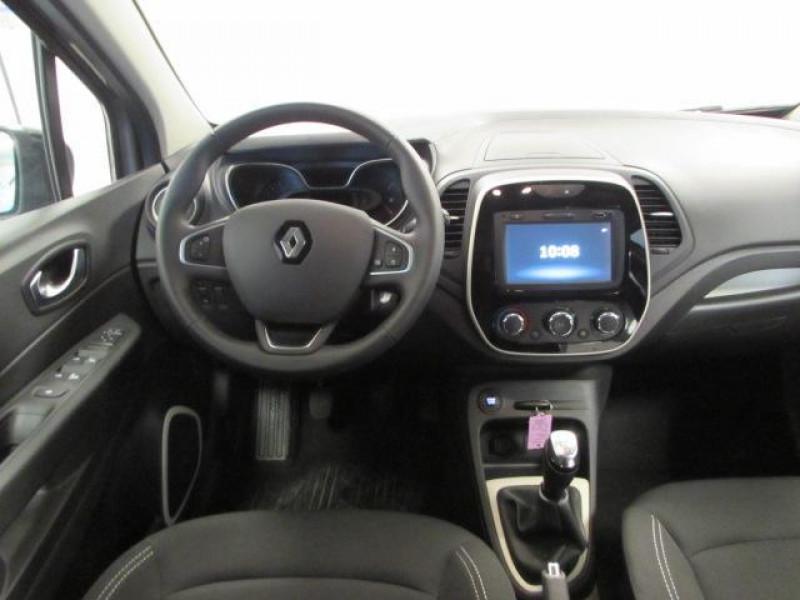 Renault Captur BUSINESS dCi 90 E6C Noir occasion à VALFRAMBERT - photo n°9