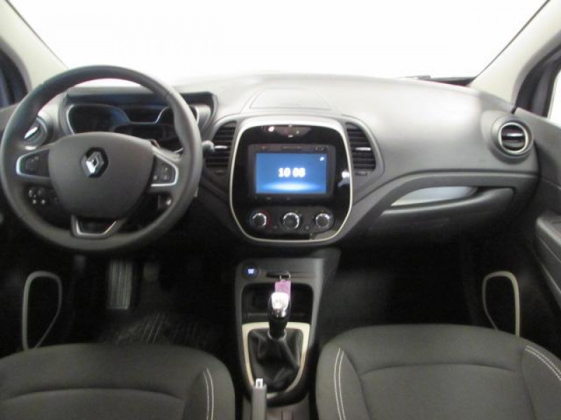Renault Captur BUSINESS dCi 90 E6C Noir occasion à VALFRAMBERT - photo n°6