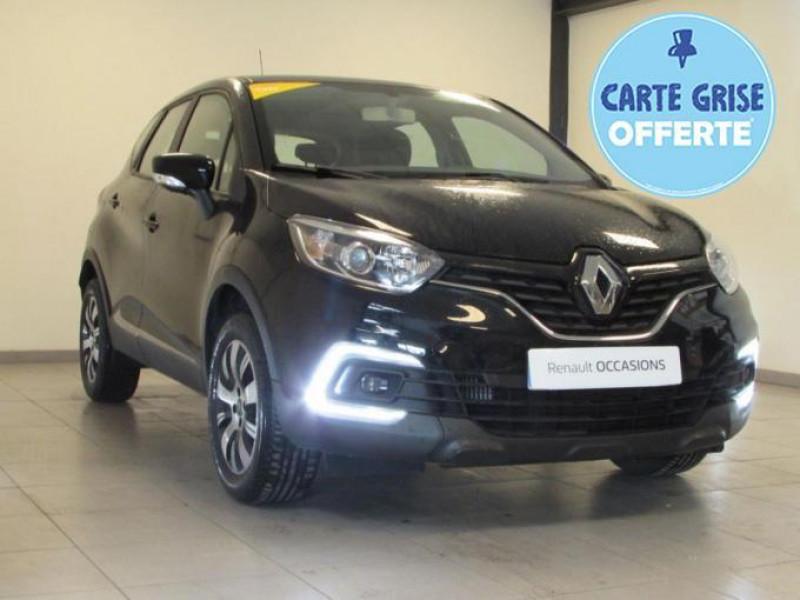 Renault Captur BUSINESS dCi 90 E6C Noir occasion à VALFRAMBERT