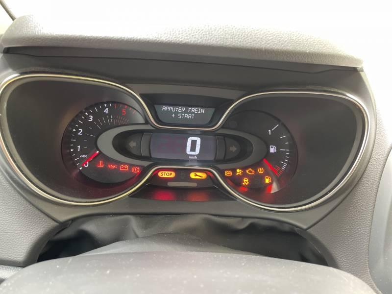 Renault Captur BUSINESS dCi 90 E6C Gris occasion à QUIMPER - photo n°10
