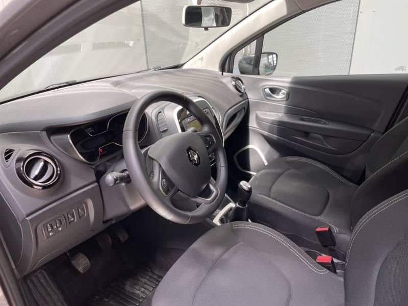 Renault Captur BUSINESS dCi 90 E6C Gris occasion à QUIMPER - photo n°5